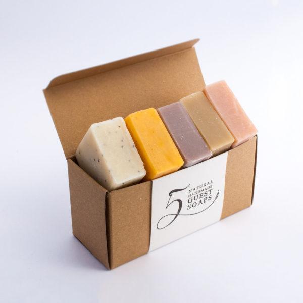 5 Soap Gift Set