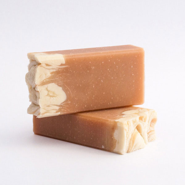 grapefruit and bergamot soap bar