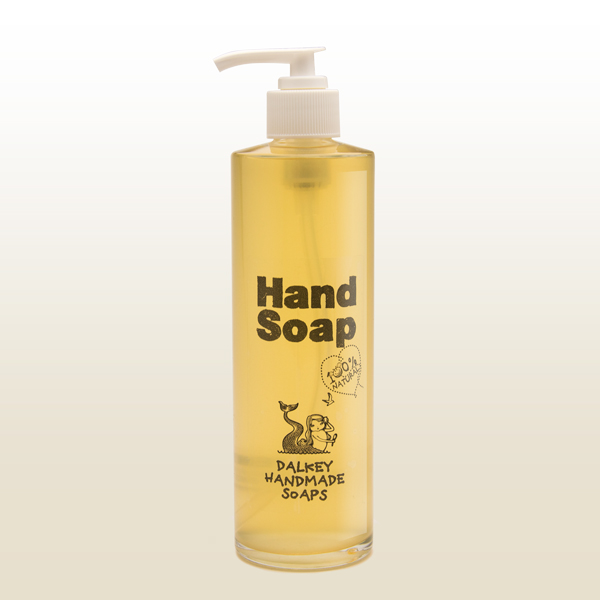 Peppermint Liquid Hand Soap